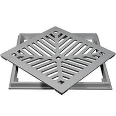 Grelha de Alumínio